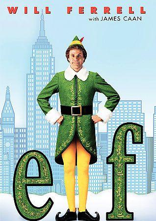 Elf (DVD, 2004, 2-Disc Set) 794043716829 | eBay