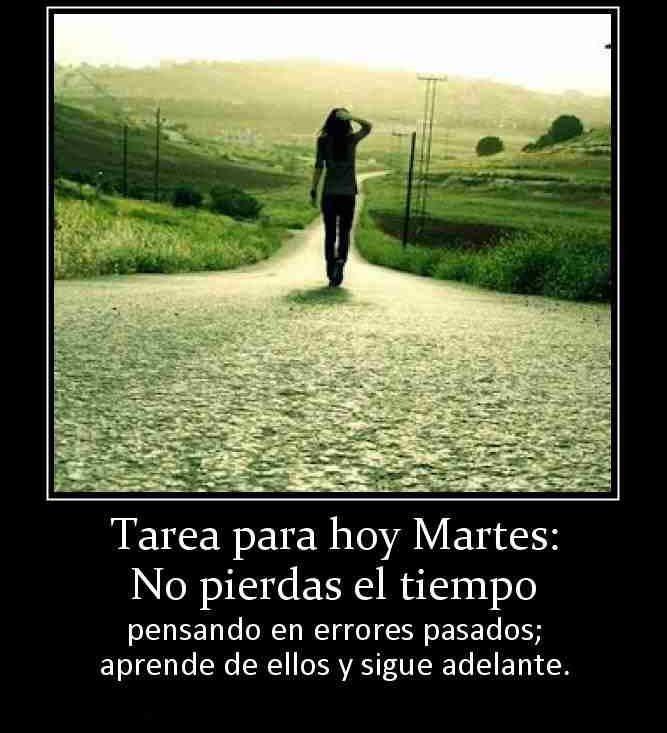#Martes