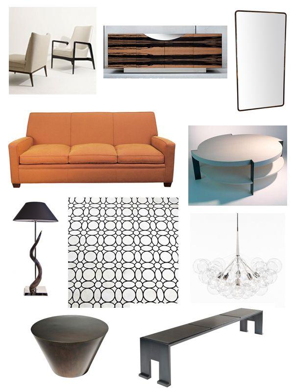 Jeffrey Johnson of Jeffrey Design creates a rich and classic design
