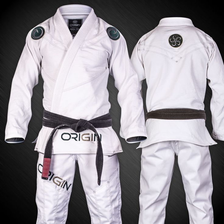 AXIOM BJJ KIMONO - DRAGON WEAVE© TECHNOLOGY - MADE IN MAINE, USA - Origin USA