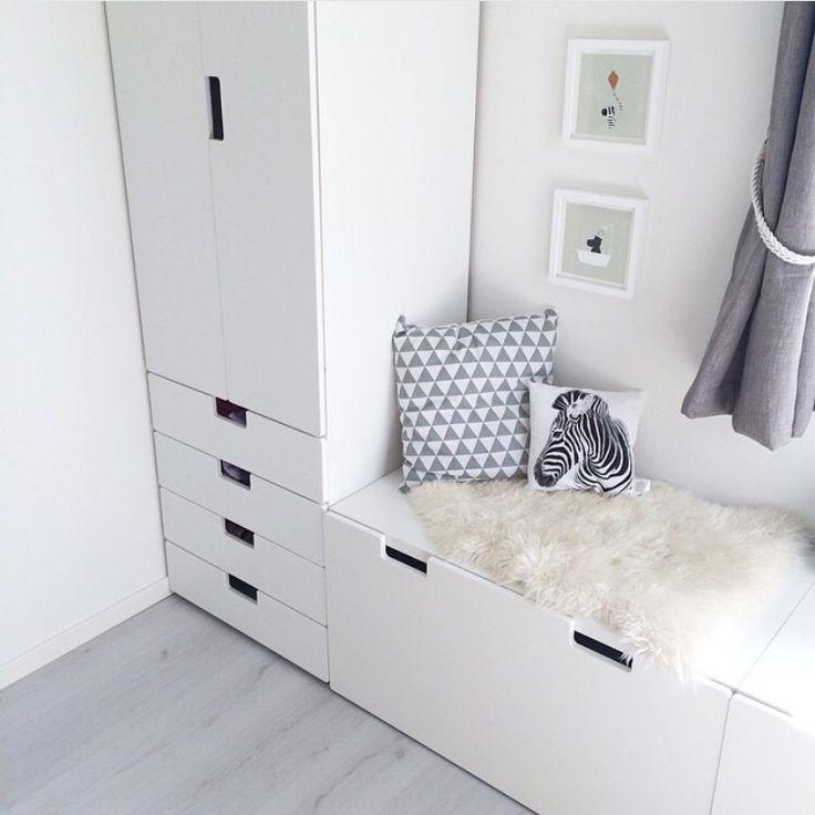 301 besten ikea stuva bilder auf pinterest kinderzimmer for Ikea stuva schrank