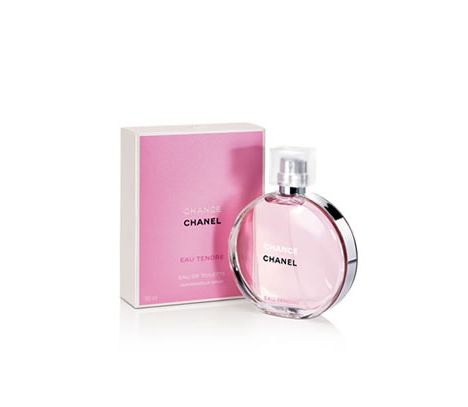 Chanel Chance Eau Tendre  100 ml #http://pinterest.com/savate1/boards/  Chance Eau Tendre is a new addition to the family of Chanel perfume.