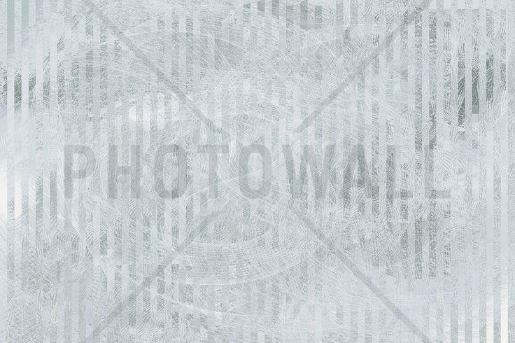 Specular Reflection - Grey Green - Fototapeten & Tapeten - Photowall