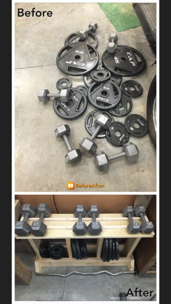 Build a Weight Rack