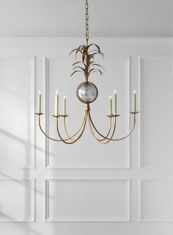 Gramercy Medium Chandelier by E.F. Chapman | Circa Lighting | shop now: http://www.circalighting.com/details.aspx?pid=4938