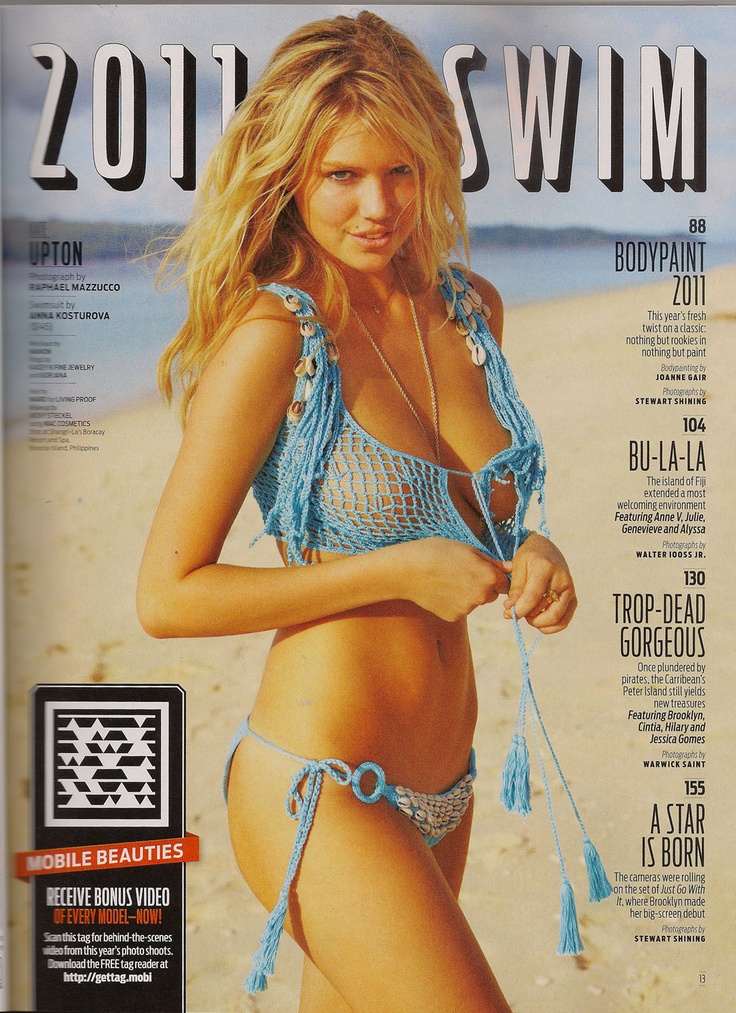 Kate Upton Sports Illustrated Swimsuit 2011 Pictures