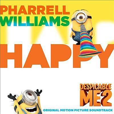 Happy (Gru's Theme From Despicable Me 2) - Pharrell Williams