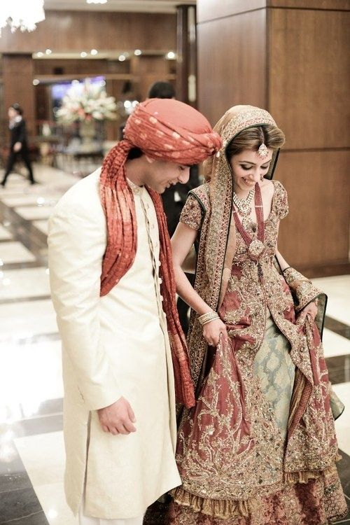 64 best images about muslim married couple on pinterest for Indian muslim wedding dress