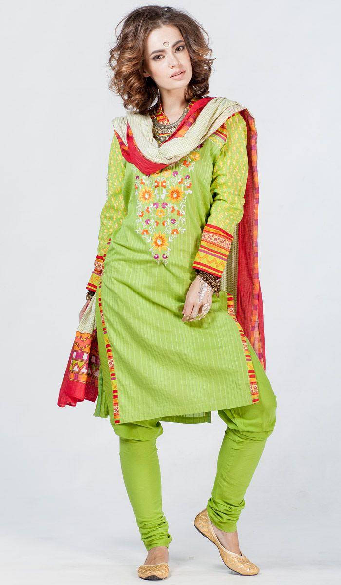 Панджаби зеленое, сальвар камиз,национальная индийская одежда, одежда из Индии, green Punjabi, salwar kameez, indian clothes, India. 15 800 рублей