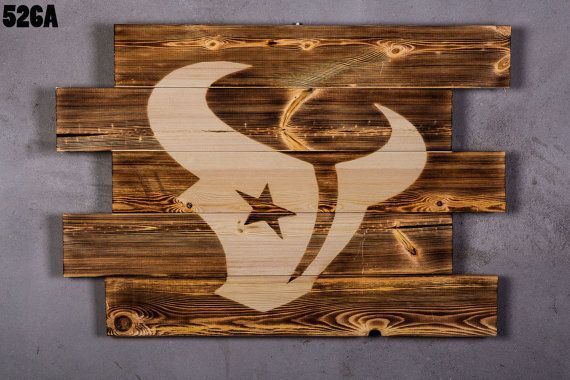 Houston Texans Wood Sign boyfriend gift houston by LOLALIWOOD Houston - TX / Sports Memorabilia online store. If you don't see what you are looking for shoot me an email - GoHardPro2@gmail.com