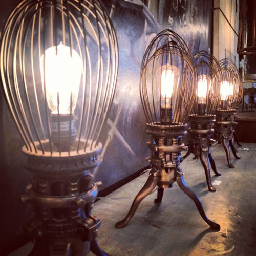 Home Furnishings a Man Will Love & 78 best Vintage Industrial Lighting images on Pinterest ... azcodes.com