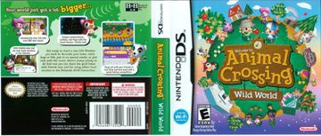 Animal Crossing Wild World (DS) - The Cover Project