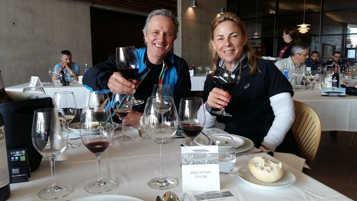 All about wine tasting, Rioja and Ribera Cycling