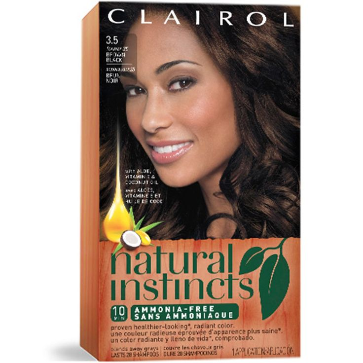 Tips For Using Clairol Natural Instincts