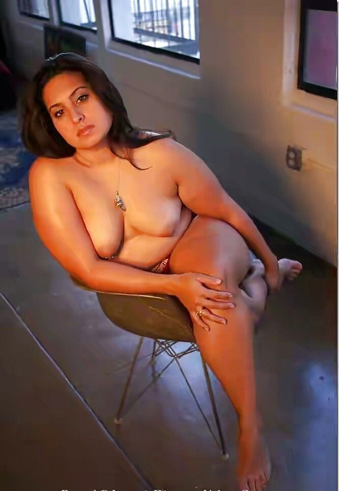 Thick Curvy Indian