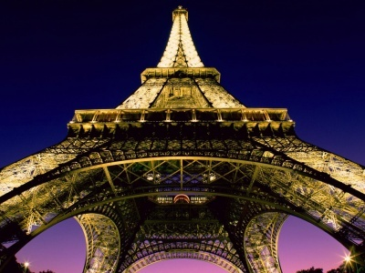 The Eiffel Tour! Wish I could've seen it at night!