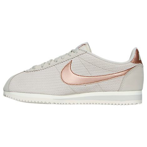 Women's Nike Cortez Leather Lux Casual Shoes