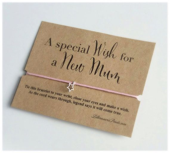 Special wish for a New Mum Mother Mam Mum by LiltreasuresPrints
