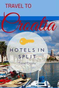 Hotels in Split, Croatia It's no secret that Croatia has become a singularly popular travel destination of late.  http://www.chasingthedonkey.com/travel-to-croatia-hotels-in-split/ #TRAVEL #CROATIA #HOTELS
