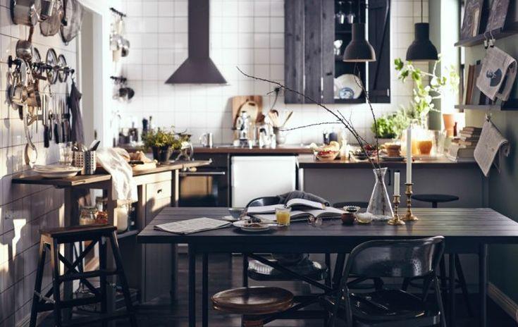Miroir De Chambre Fille : une cuisine authentique et sereine une cuisine à l ancienne dans l
