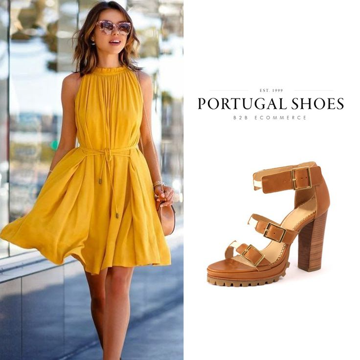 Enjoy the sun ☀ JJHeitor Shoes Sandals: http://bit.ly/1NlupVk