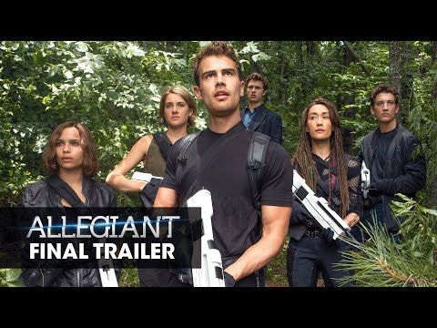 Allegiant (Veronica Roth, partea a III-a) – trailer   Lecturi cu aroma de viata