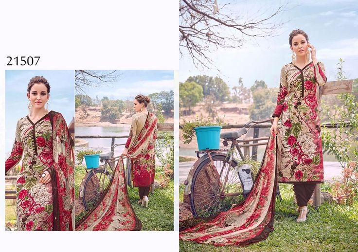 Designer Kameez Indian Anarkali Bollywood Suit Ethnic Salwar Dress Pakistani New #TanishiFashion