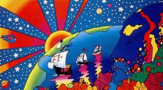 12 de octubre de 1492, Colón descubre América