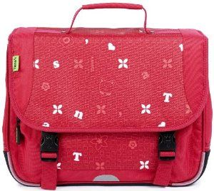 Tann's Cartable Fun Girl 2, Rouge, Gib35-Fg2: Amazon.fr: Chaussures et Sacs