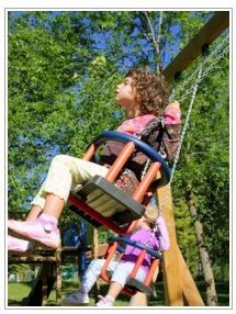 Blend Nature into School Playgrounds to Reduce Stress, Improve Attention  - pinned by @PediaStaff – Please Visit ht.ly/63sNtfor all our pediatric therapy pins