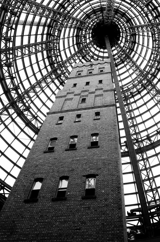 Shot Tower Melbourne Central
