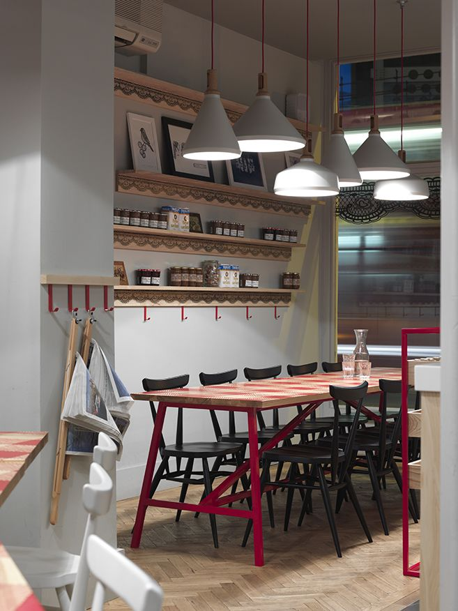 Elegant La Petite Bretagne Is Shortlisted In The Fast/casual Category For The  Restaurant U0026 Bar Awesome Design