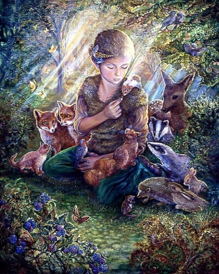 480 best images about Josephine Wall on Pinterest   Wind ...