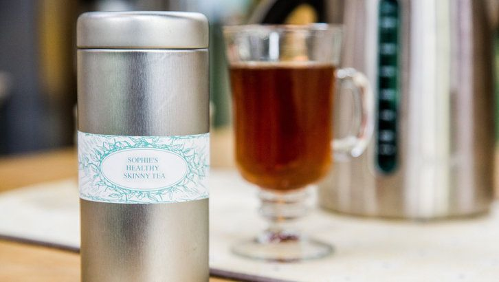 DIY Skinny Tea from home and family show