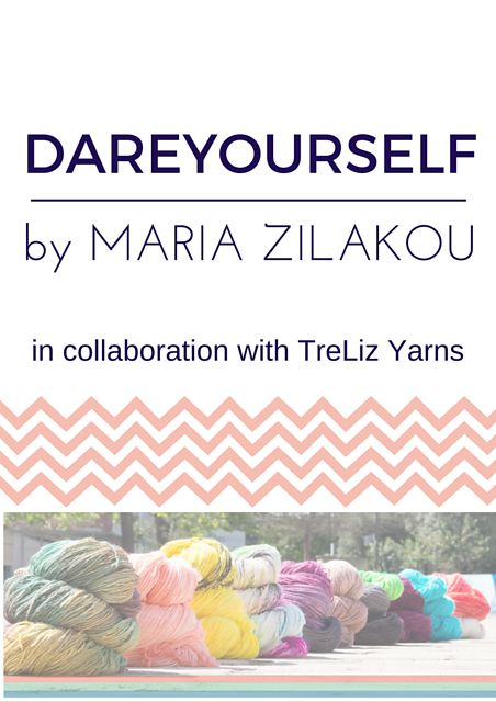 Ravelry: Dare Yourself pattern by MARIA ZILAKOU