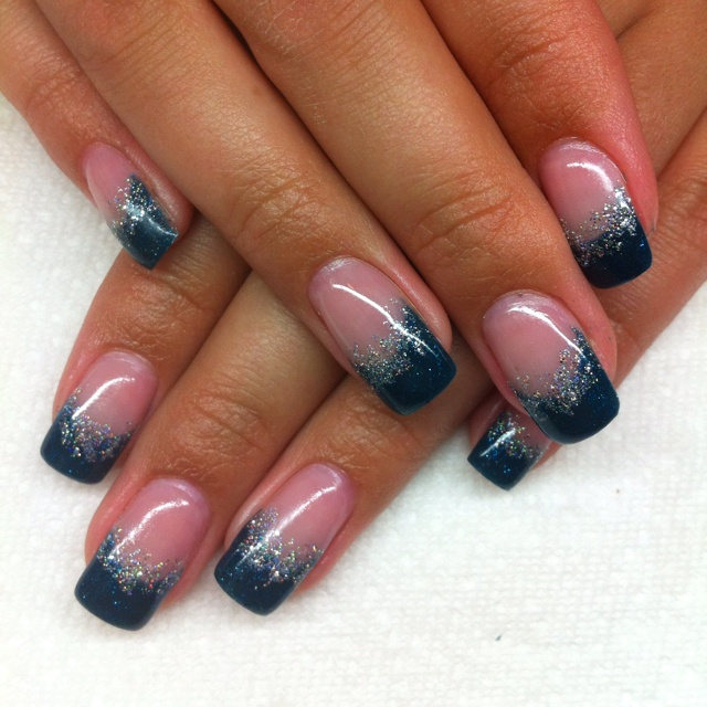 Love the gel nails and all of the really interesting colors.  However, these are not a long term solution for pretty nails.  They are not as damaging as acryllic nails, but your nail bed will take a hit.