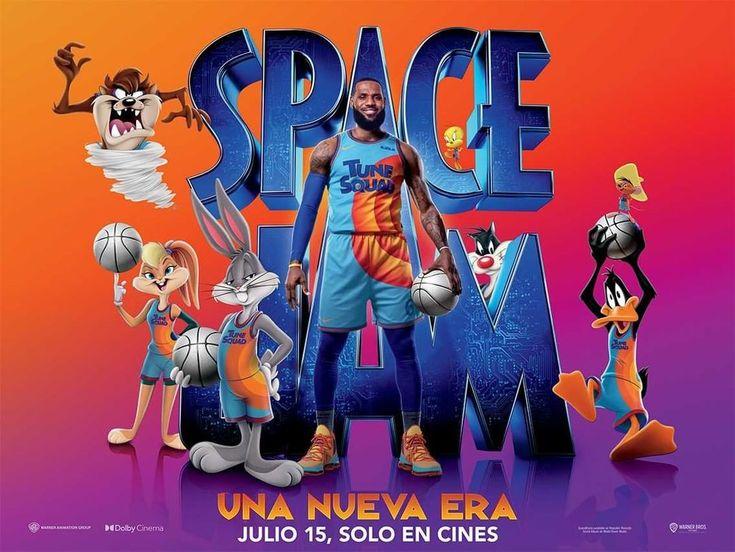 Space Jam Una Nueva Era En 2021 Afiche De Pelicula Munecas De Frozen Nueva Era