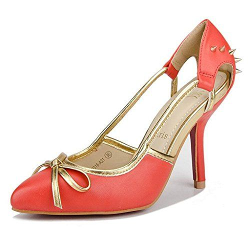 LI&HI Damen weiblichen Candy Stiefel farbige Stilettstiefel Schuhe nackt Hochzeit Ritter Stiefel Gummiband Ledernaht Martin-Aufladungen - http://on-line-kaufen.de/li-hi/35-eu-li-hi-damen-weiblichen-candy-stiefel-farbige-3