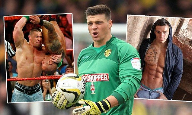 Welcome to SuppaSports's Blog.: See a footballer turned Wrestler Stuart Tomlinson ...