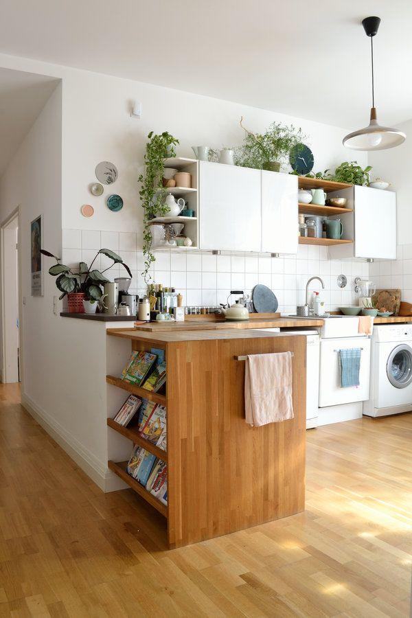 Gruß aus der Küche | SoLebIch.de - Foto: Mitglied Wunderkammer #kitchen #home #interior #plants #urbanjungle