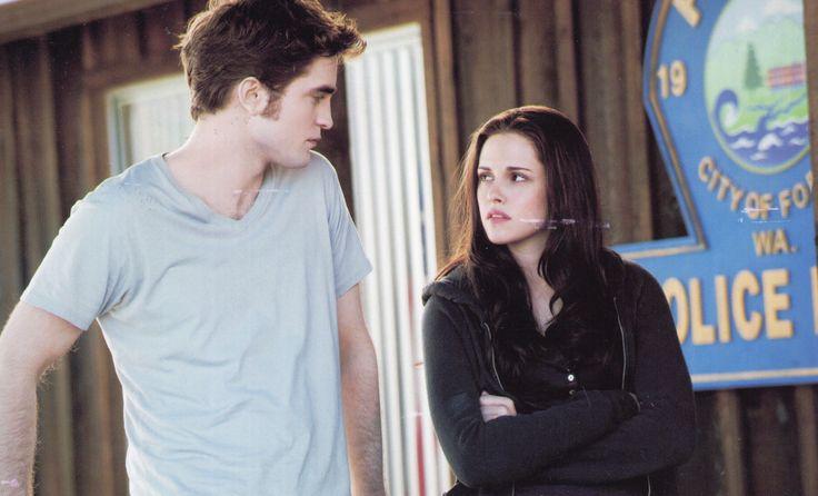 Эдвард и Белла