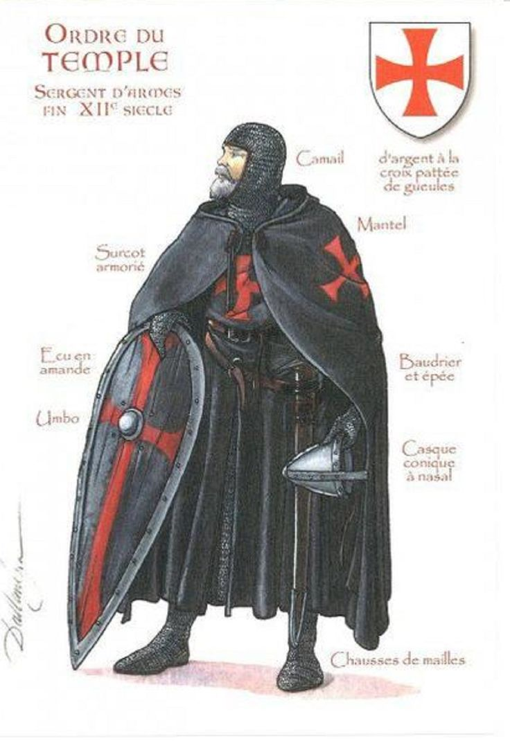 medieval - Knights of the cross | Medieval Armor ...