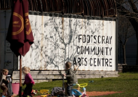 Footscray Community Arts Centre, the hub of arts in the inner west.