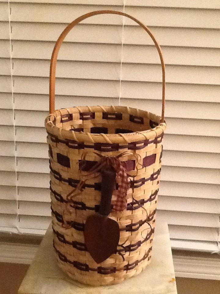 Nantucket Basket Weaving Patterns : Pattern from sherry stephens of basket basics baskets