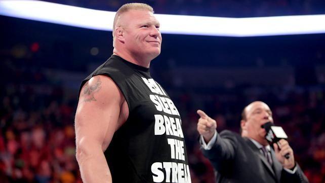 Brock Lesnar vs #JohnCena at Summerslam