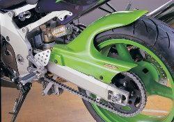 Kawasaki ZX9R 1998 2001 Rear Tire Hugger Carbon Look - MADE IN ENGLAND, US $139.95, image 4