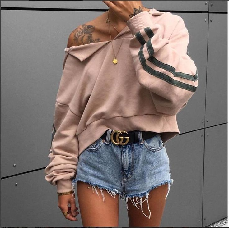 Celebrity Style Irregular Ripped Hoodies *as seen on Hailey