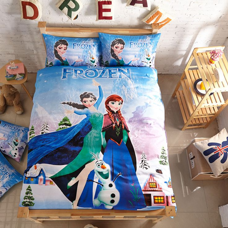 Frozen bedding set twin size - Best 20+ Frozen Bedding Ideas On Pinterest Frozen Theme Room
