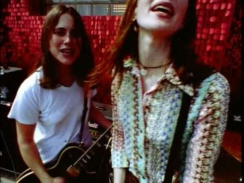 """Veruca Salt was a band in the 90s whose lead singers came across as straight girls kissing because it was """"edgy"""".  I started to refer to faux-lesbians as Veruca Salts.  Our song """"Veruca Salt (The Band)"""" is about a """"Veruca Salt"""" that I knew personally and the elitist, indy scene of Chicago in the 90s.  Since Veruca Salt were also from Chicago, it all seemed to fit."""