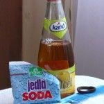 Domácí čističe - Ocot, soľ, soda, kypriaci prášok... Žiadna chémia.